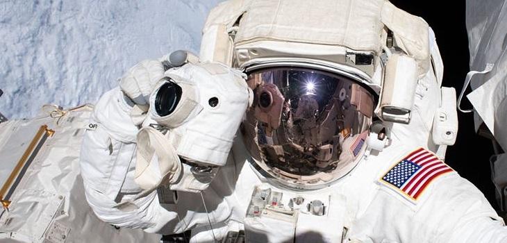 Un astronauta sufrió, por primera vez, una trombosis en la Estación Espacial Internacional