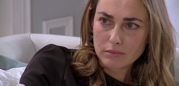 Javiera Díaz de Valdés contó detalles de su regreso a Verdades Ocultas