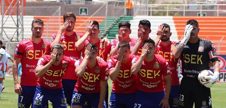 Unión Española anunció amistoso el mismo día de la semifinal de Copa Chile