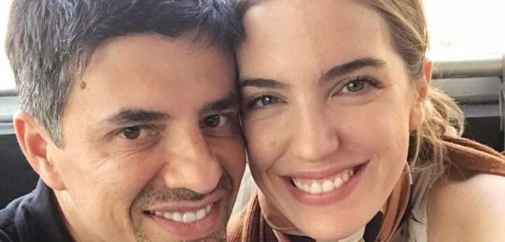 el mensaje de Millaray Viera a Marcelo Díaz tras confirmar importante proyecto