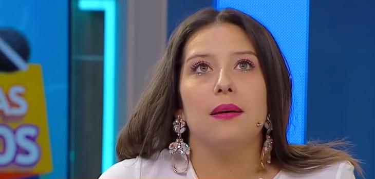 María José Quintanilla y la maternidad
