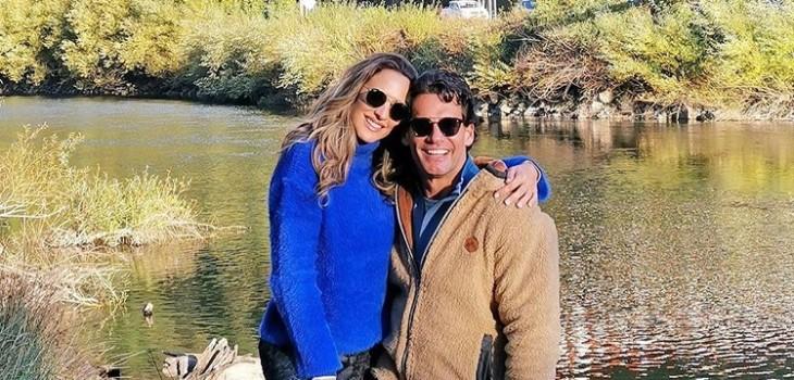 Los románticos mensajes de Cristián de la Fuente y Angélica Castro en su aniversario de matrimonio