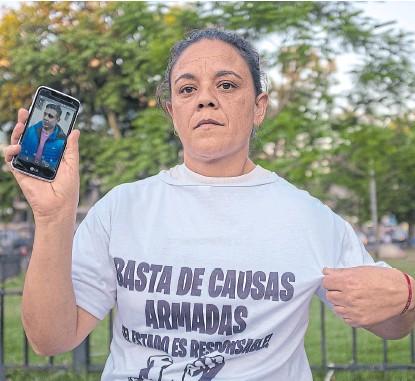 El desolador relato de una madre que esperó 1319 días a su hijo preso por un crimen que no cometió
