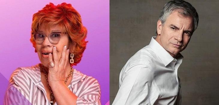 Maitén Montenegro reveló inédito registro del debut de Álvaro Rudolphy en TV
