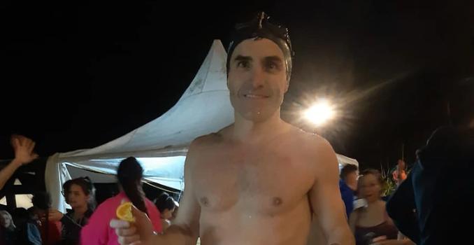 Ezequiel Bermejo desaparecido en carrera Riomar 2020
