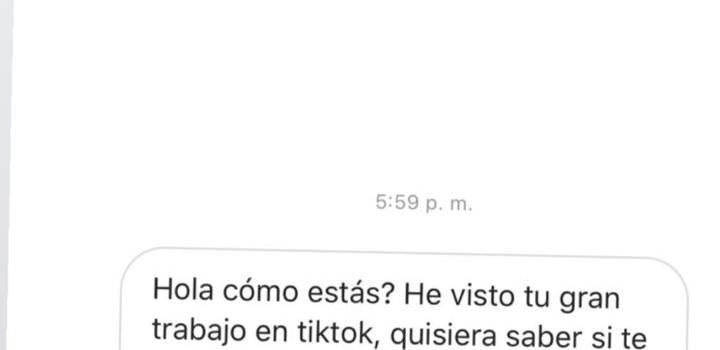 Nicky Jam le había enviado un mensaje