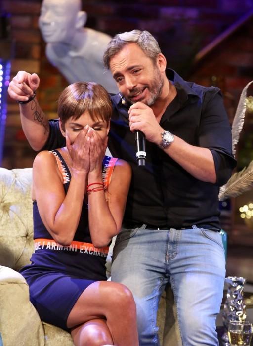 Marcos Llunas besó a Fran García-Huidobro