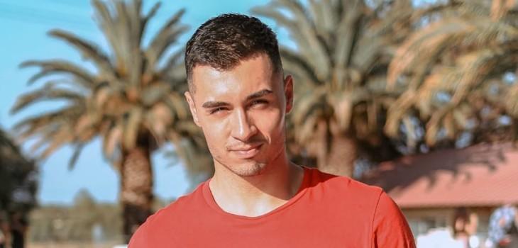 Julio Allendes sobre su desafío en Bailando por un sueño