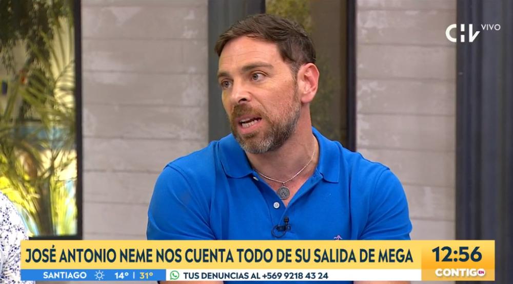 José Antonio Neme en Contigo en la mañana