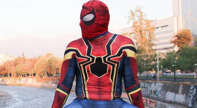 Sensual Spiderman anticipó cómo cuidará su identidad en Bailando por un sueño