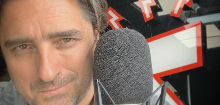 Jorge Zabaleta explica su alejamiento de teleseries