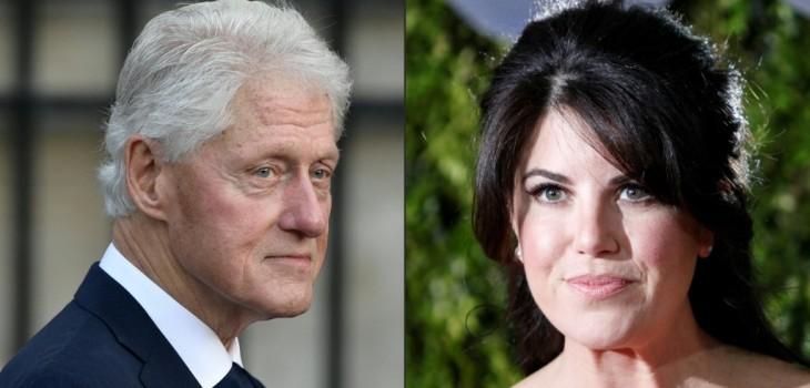 Bill Clinton sobre romance con Monica Lewinsky