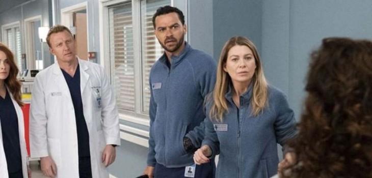 'Grey's Anatomy' toma precauciones ante el coronavirus