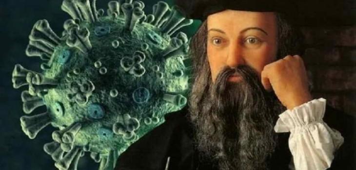 La supuesta predicción de Nostradamus sobre que el coronavirus se expandiría en 2020