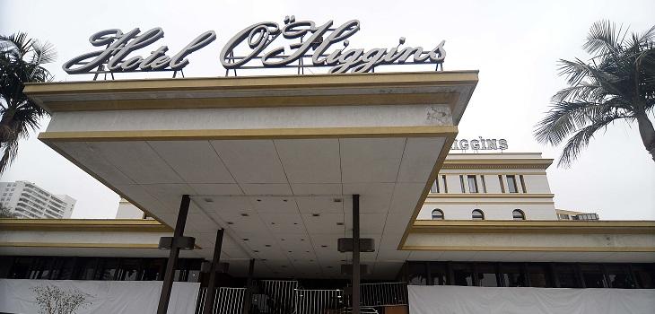 hotel ohiggins como hospital
