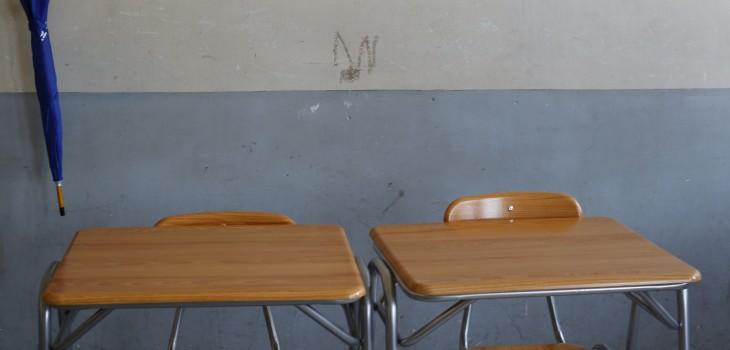 Colegio, sin clases, estudiantes, apoderados