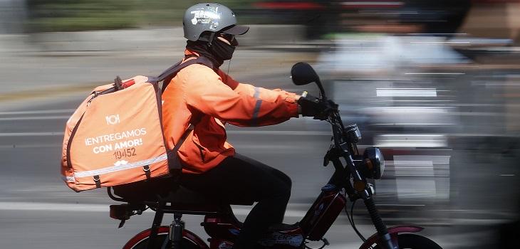 seguridad a la hora de delivery