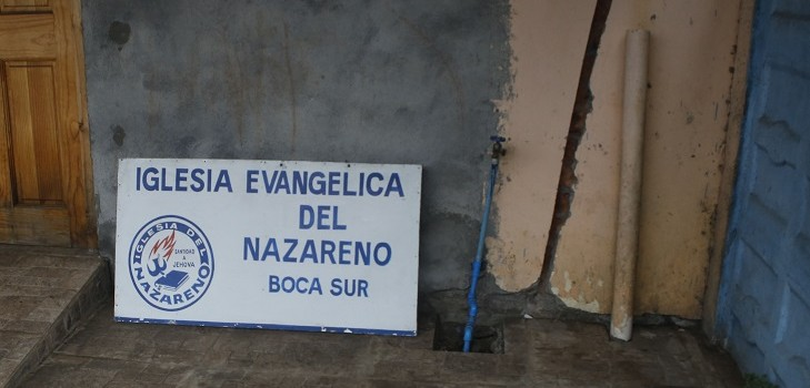 Iglesia evangélica San Pedro de la Paz