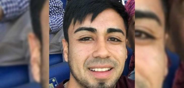 Manuel Caamaño, desaparecido en Chiguayante
