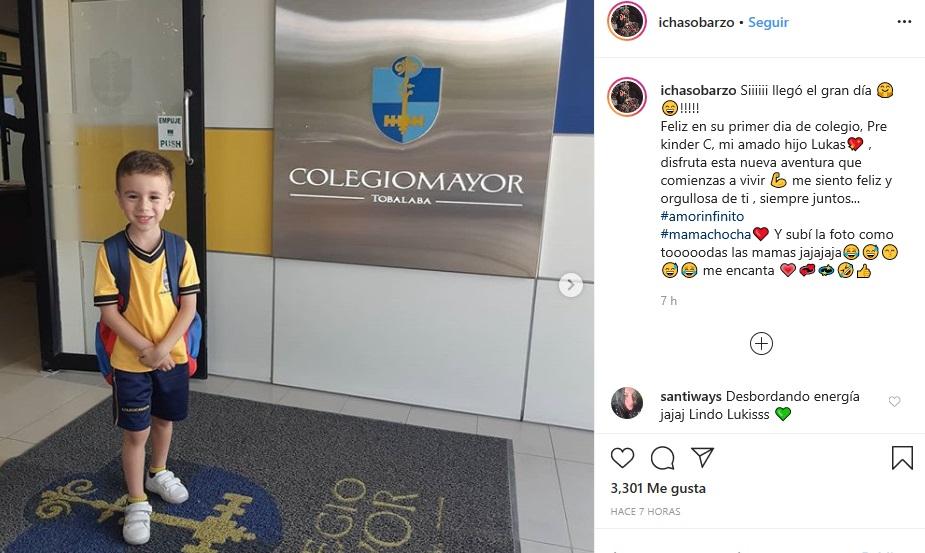 María Isabel Sobarzo | Instagram