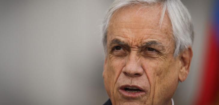 presidente piñera y covid-19