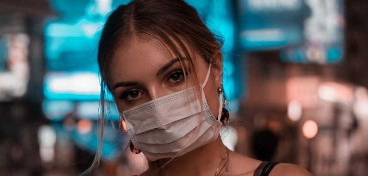 Maquillaje y coronavirus