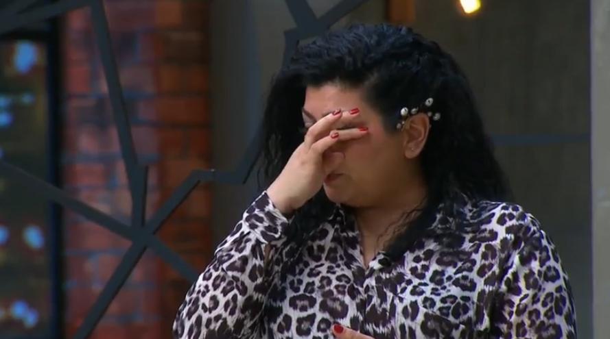 plato de la Botota emocionó hasta las lágrimas a Fernanda Fuentes en MasterChef