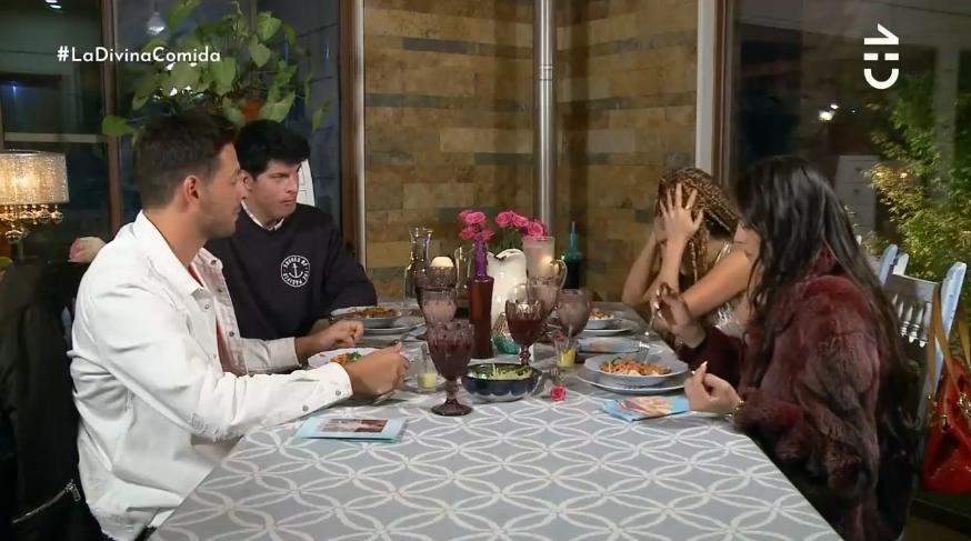 Carolina Molina relató en La Divina Comida lo que sufrió tras dejar Rojo