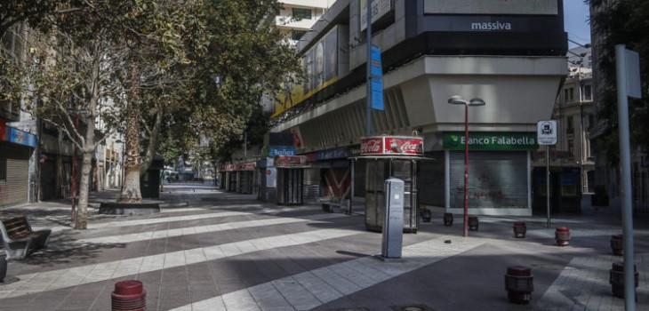 cuarentena en 6 comunas de Región Metropolitana