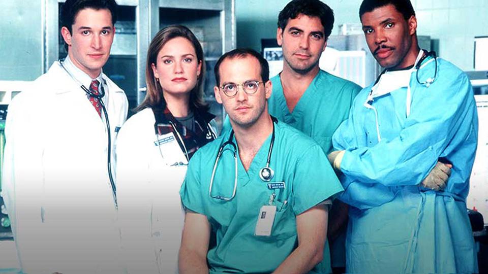 E.R.   NBC