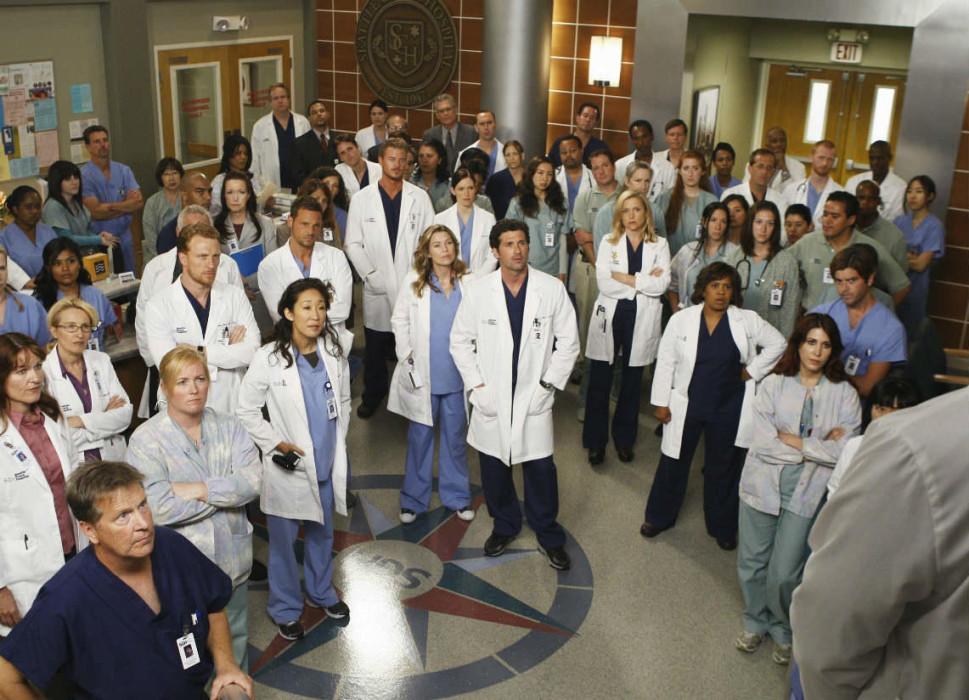 Grey's Anatomy   ABC