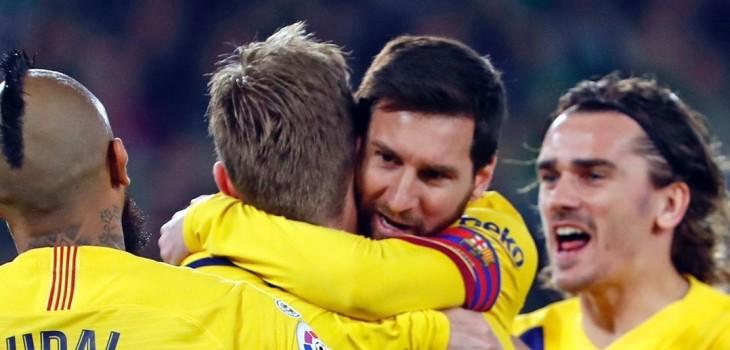 Leo Messi confirma rebaja de sueldos en Barcelona