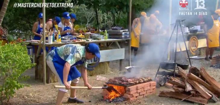 El fail culinario de equipo de 'MasterChef Celebrity' que casi le cuesta irse a eliminación