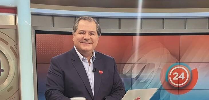 Mauricio Bustamante habla tras salir de TVN