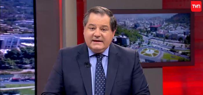 mauricio bustamante deja TVN