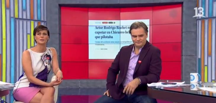 Tonka se despide de Rodrigo Rochet