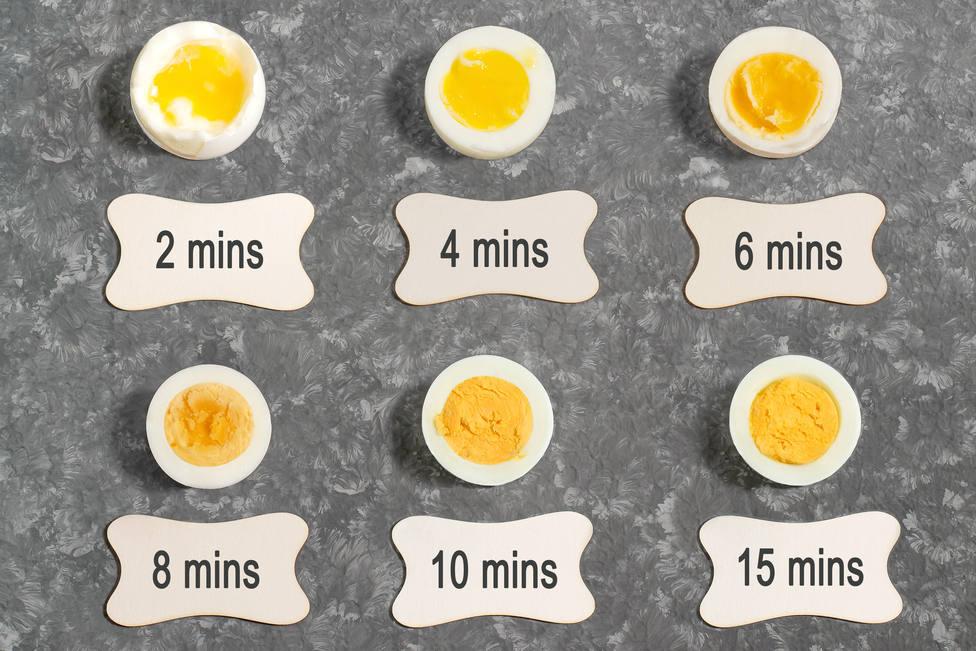 Si quieres pelar un huevo duro de manera perfecta y con una sola mano