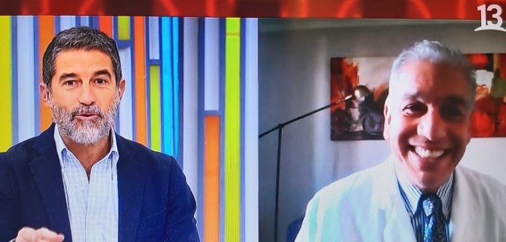 doctor le hizo broma a Polo Ramírez en 'Bienvenidos' tras divertida confusión