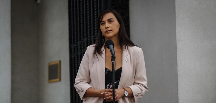 Izkia Siches | Archivo | Agencia UNO