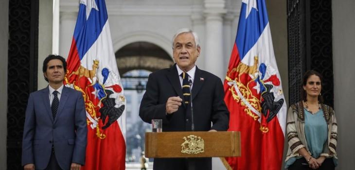 Piñera promulga ley de ingreso mínimo garantizado
