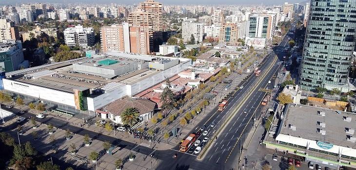 Mall Apumaque, Las Condes