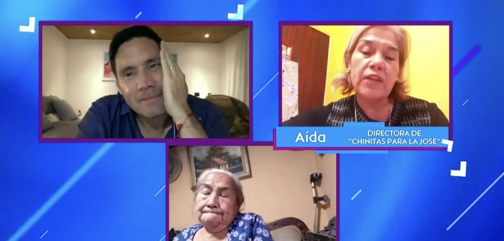 Historia Aida, Pancho Saavedra