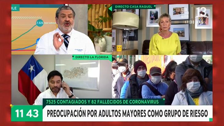 Bienvenidos   Canal 13