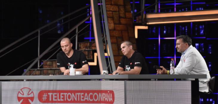 Julián Elfenbein y José Miguel Viñuela
