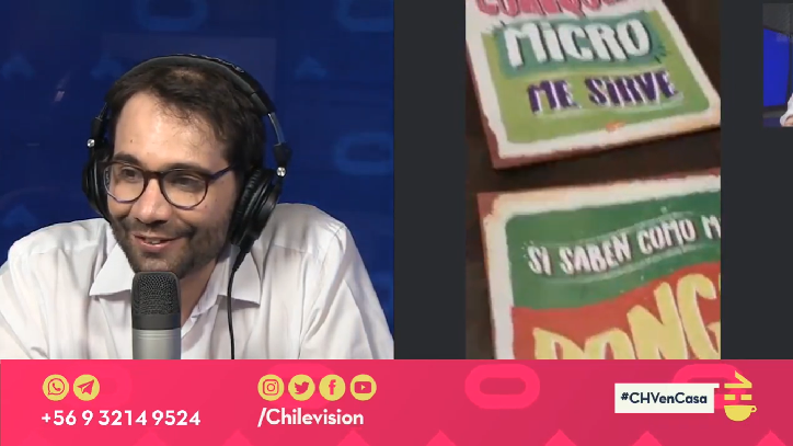 Captura | #CHVenCasa