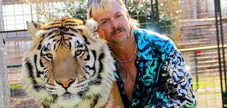 Joe Exotic |Tiger King | Netflix