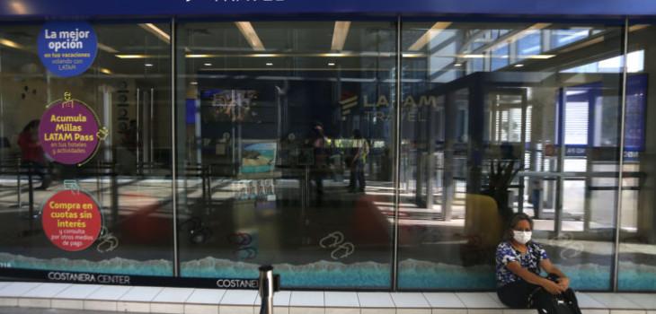 Latam suspende todos sus vuelos internacionales entre 13 y 30 de abril