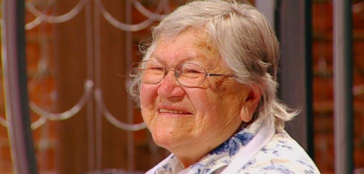 La naná, abuelita Eliana