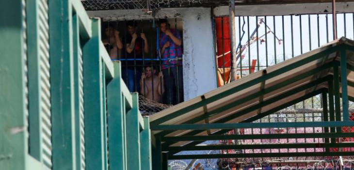 Temática: Cárcel, presos