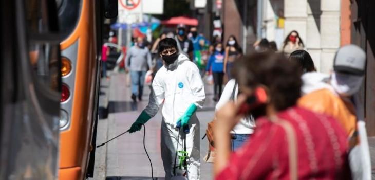 casos de coronavirus en Atacama